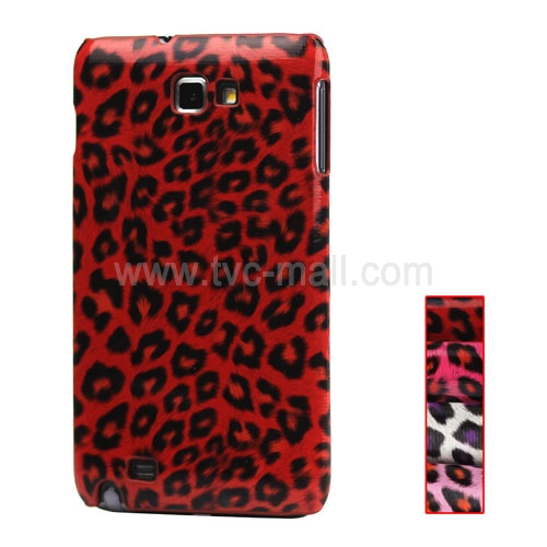 Leopard style Hard Case for Samsung Galaxy Note I9220 GT-N7000 I717