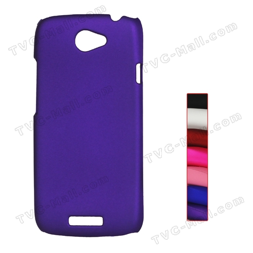 Rubberized Hard Case Cover for T-Mobile HTC One S Z520e