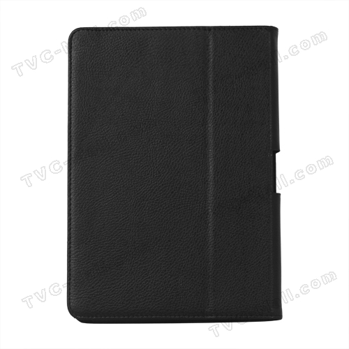 Slim Leather Stand Case Cover for Samsung Galaxy Tab 2 10.1 P5100 P511060 Degree Rotary Leather Stand Case for Samsung Galaxy Tab2 7.0 P3100 P3110 - Brown