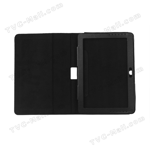 Slim Leather Stand Case Cover for Samsung Galaxy Tab 2 10.1 P5100 P5110 Degree Rotary Leather Stand Case for Samsung Galaxy Tab2 7.0 P3100 P3110 - Brown