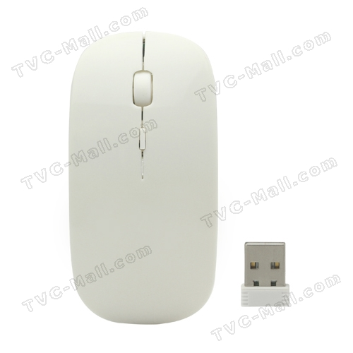 Ultra Slim USB Stretchable Wired Wireless Optical Wheel Mouse