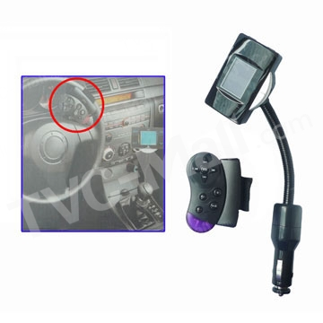 Bluetooth Car MP3 Player with FM Transmitter,Support USB devices / SD MMC card
