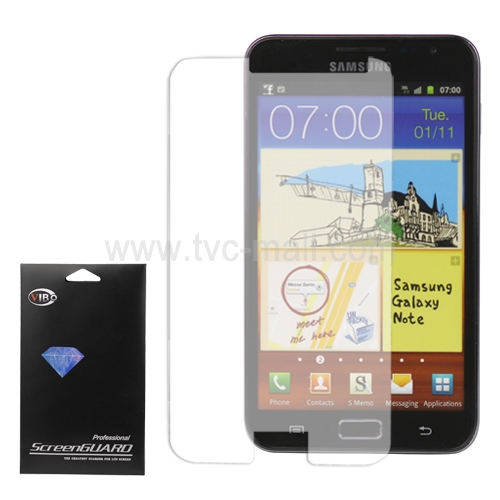 Diamond LCD Screen Protector for Samsung Galaxy Note I9220 GT-N7000