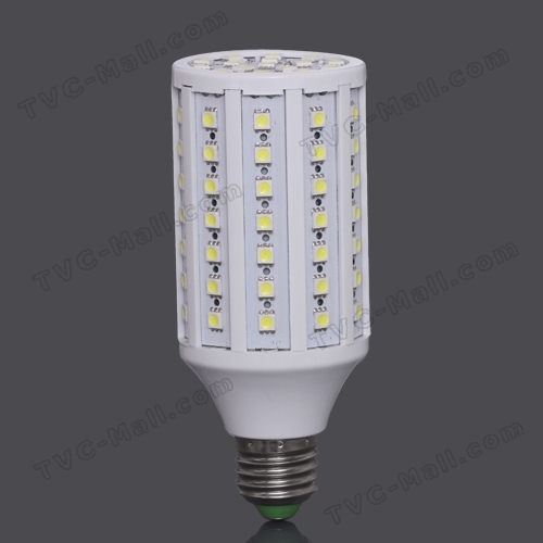 E27 SMD5050 86-LED 15W 1376LM LED Corn Light Bulb Lamp - White