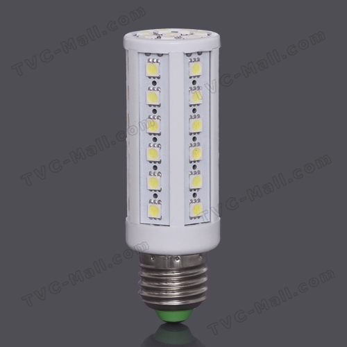 E27 SMD5050 44-LED 9W 704LM LED Corn Light Bulb Lamp AC85V~265V - White