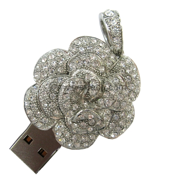 UFD-414, Diamond USB Flash Memory