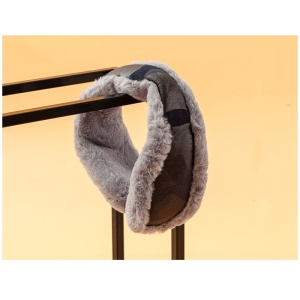 Unisex Foldable Velvet Earmuff Ear Warmer Muffs Warm Wrap Earcap - Style C
