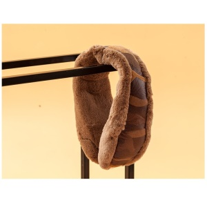Foldable Velvet Unisex Earmuff Ear Warmer Muffs Warm Wrap Earcap - Style E