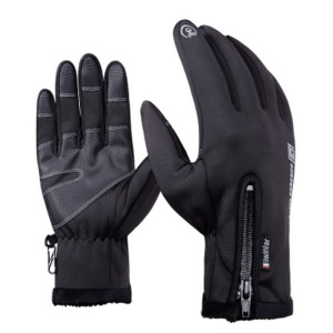 Touch Screen Windproof Waterproof Outdoor Sport Unisex Winter Warm Gloves - Size: S / Palm Width: 7-7.5cm