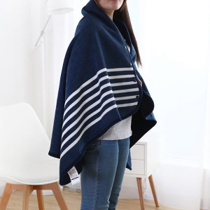 Dark Blue Stripe Pattern