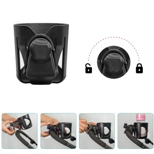 Stroller Feeding-bottle Cup Holder Cup Rack Bicycle Bottle Holder Baby Carriage Accessory