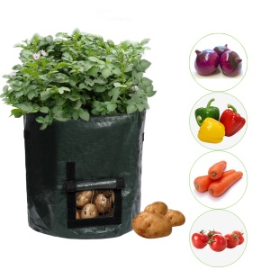 Portable Durable Planting Container Bag