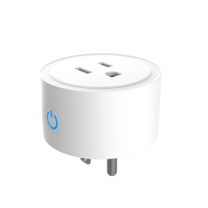 Smart US Plug Wifi Socket Phone APP Voice Remote Control Home (Single Pin)