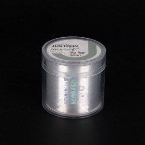 LMAIDE 500m Wear-resistant Nylon Fishing Line - White / 0.6