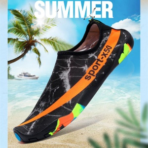 Sneakers Unisex Outdoor Beach Swimming Diving Scarpe Antiscivolo Quick Dry - Dimensione: 43