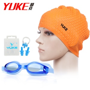 Orange Cap / Blue Goggle