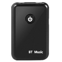 YPF-03 2-in-1 Bluetooth 4.2 Transmitter Receiver Wireless Audio Adapter Support 3.5mm Audio for TV / Home Stereo / Phone