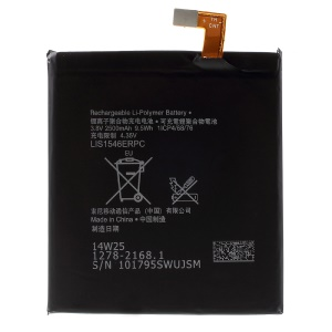 OEM 2300mAh Li-ion Battery Replacement Part for Sony Xperia C3 D2533
