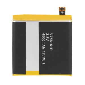 4500mAh Li-polymer Battery Replacement for BlackView BV6000 / BV6000S