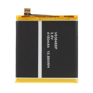 4180mAh Li-polymer Battery Replacement for BlackView BV8000 / BV8000 Pro