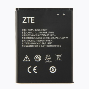 3.8V 2150mAh Li-ion Battery for ZTE Blade L5 Plus