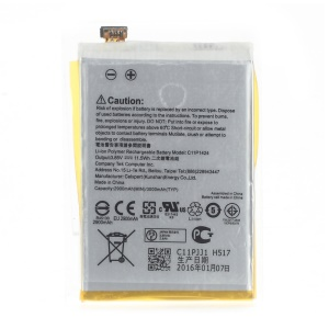 OEM C11P1424 Battery Replacement 3000mAh for Asus Zenfone 2 ZE551ML ZE550ML