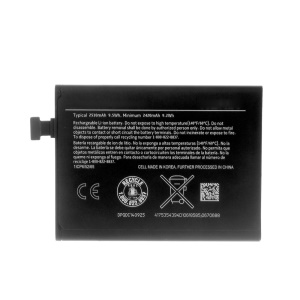 OEM 2150mAh Li-ion Battery Replacement BV-5QW for Nokia Lumia 929 / 930 / RM927