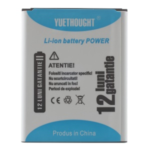 YUETHOUGHT 2100mAh Li-ion Battery Replacement for Samsung Galaxy Grand I9080 I9082