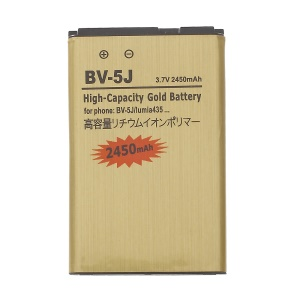 BV-5J 2450mAh Rechargeable Lithium-ion Battery for Microsoft Lumia 435 / 435 Dual SIM