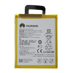 For Huawei Honor V8 OEM 3500mAh Li-Polymer Battery Replacement (HB376787ECW)