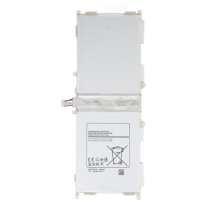 6800mAh / 3.8V EB-BT530FBU Battery Replacement for Samsung Galaxy Tab 4 10.1 T530 T531 T535