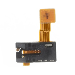 Earphone Audio Jack Flex Cable Replacement for Sony Xperia C3 D2533 (OEM)