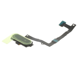 OEM Home Fingerabdruck Button Flexkabel für Samsung Galaxy S6 Rand Plus G928 - Schwarz