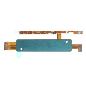 Power Button Flex Kabel Reparatur Teil Für Sony Xperia M4 Aqua (oem)