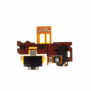 Earphone Jack Flex Cable Ribbon Replacement for BlackBerry Z30