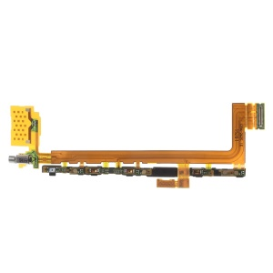 OEM Power On/Off Volume Motor Flex Cable for Sony Xperia Z5 Premium