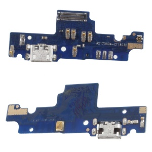 Brand New and OEM Charging Port Dock Connector Flex Cable for Xiaomi Redmi Note 4X (Wide Interface)