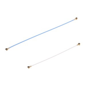 OEM Signal Antenna Spare Part for Samsung Galaxy S9 SM-G960 - Blue / White