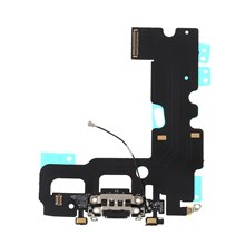 Charging Port Flex Cable Replacement for iPhone 7 4.7 inch - Black