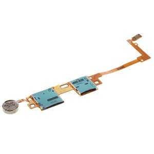 OEM Disassembly SIM/SD Card Reader Contact Flex Cable for Samsung Galaxy Note 10.1 P600 P601 P605