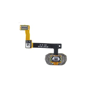 OEM Fingerprint Button Flex Cable for Oppo R9 - Black