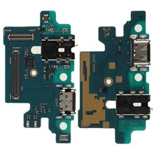 OEM Charging Port Flex Cable Replace Part for Samsung Galaxy A40 SM-A405F