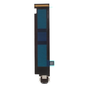 OEM Charging Port Flex Cable Part for iPad Pro 12.9 inch WiFi Version - Black