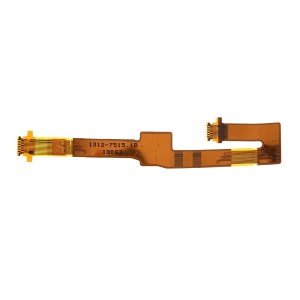 OEM Fingerprint Home Button Connection Flex Cable Part for Sony Xperia XZ3