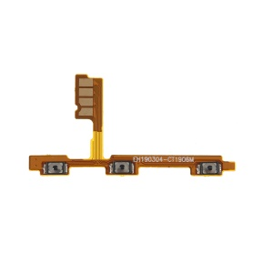 OEM Power On/Off and Volume Buttons Flex Cable for Huawei P30 Lite