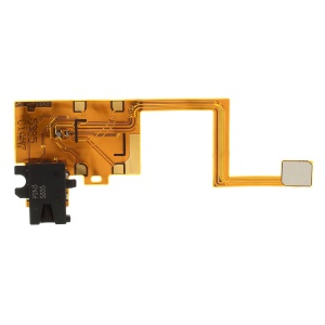 Earphone Jack Flex Cable Part for Microsoft Lumia 950 (OEM Disassembly)