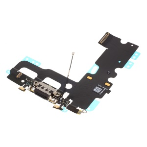 OEM Charging Port Flex Cable Part for iPhone 7 4.7 inch - Black