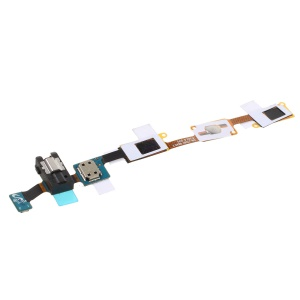 OEM Home Button + Earphone Jack Flex Cable for Samsung Galaxy J7 SM-J700F