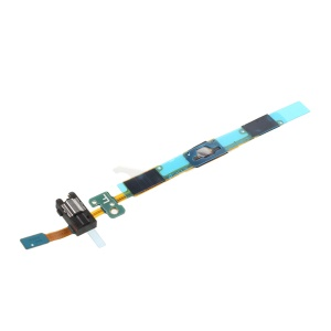 OEM Home Button + Earphone Jack Flex Cable for Samsung Galaxy J5 (2016) J510