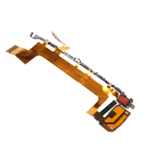 Power & Volume Buttons Flex Cable Part for Sony Xperia X (OEM Disassembly)